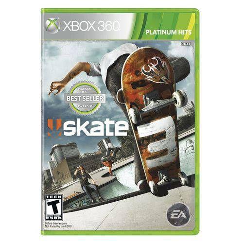 Skate 3 - Xbox 360 Seminovo