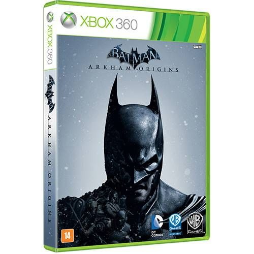 Batman: Arkham Origins - Xbox 360 Seminovo