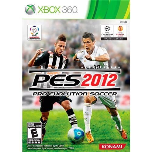 Pro Evolution Soccer 2012 - Xbox 360 Seminovo