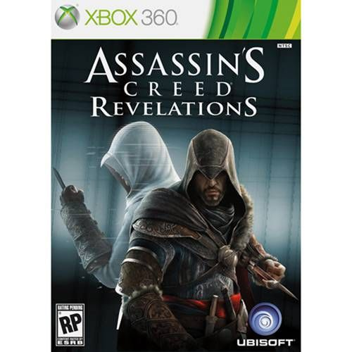 Assassin's Creed Revelations - Xbox 360 Seminovo