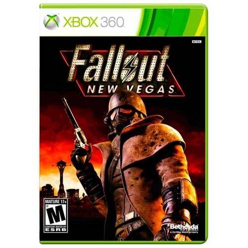 Fallout New Vegas - Xbox 360 Seminovo