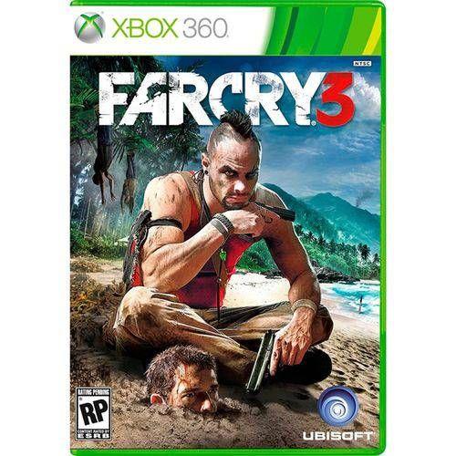 Farcry 3 - Xbox 360 Seminovo