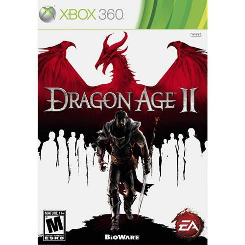 Dragon Age II - X360 Seminovo