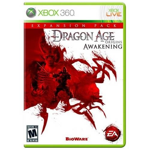 Dragon Age: Origins Awakening - Xbox 360 Seminovo