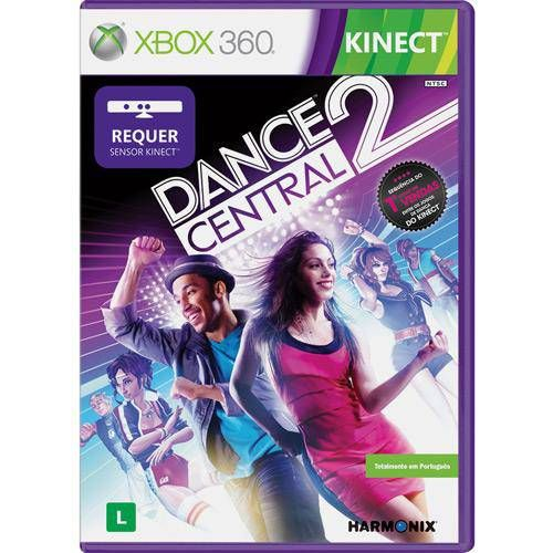 Dance Central 2 - Xbox 360 Seminovo