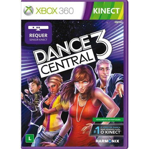 Dance Central 3 - Xbox 360  Seminovo