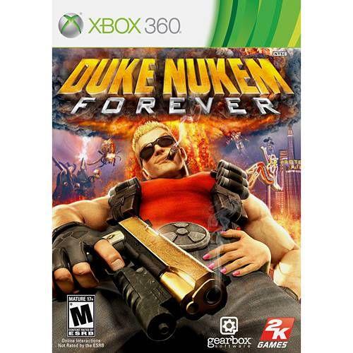 Duke Nukem Forever - Xbox 360 Seminovo
