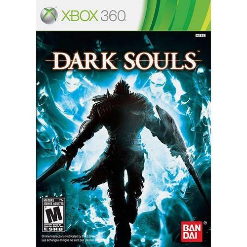 Dark Souls - Xbox 360 Seminovo