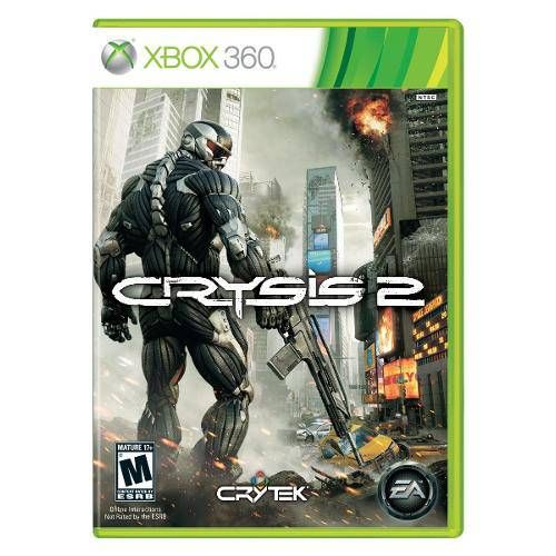Crysis 2 - Xbox 360 Seminovo