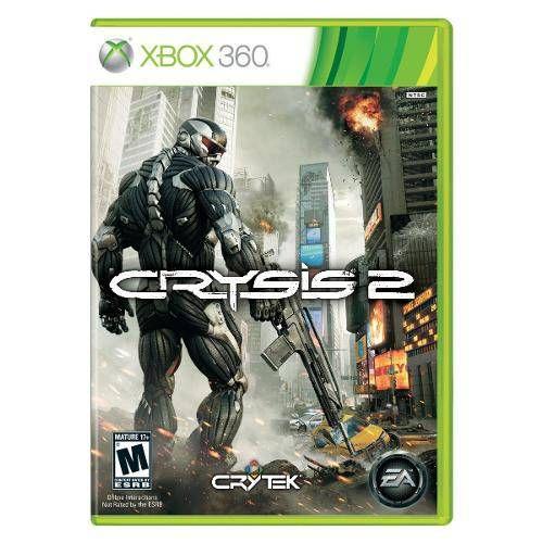 Crysis 2 - Xbox 360 Seminovo