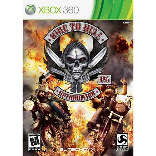 Ride To Hell: Retribution - Xbox 360 Seminovo