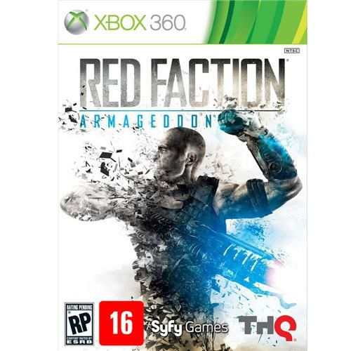 Red Faction Armageddon - Xbox 360 Seminovo