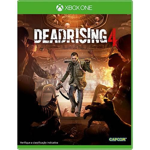 Dead Rising 4 - Xbox One Seminovo
