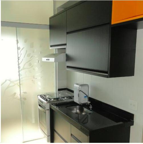494 - Apto Nova Alinça 55 m² VENDIDO