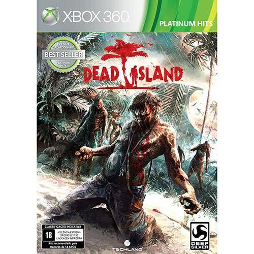 Dead Island - XBox 360 Seminovo