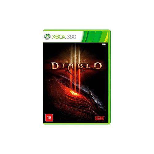 Diablo III - Xbox 360 Seminovo
