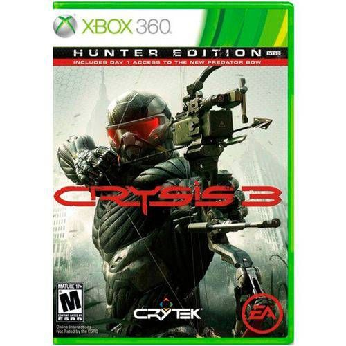 Crysis 3 - Xbox 360 Seminovo