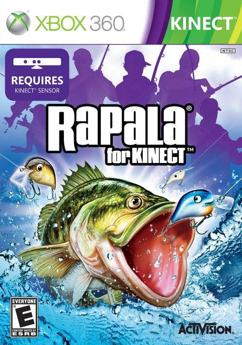 Rapala for Kinect - Xbox 360 Seminovo