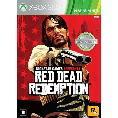 Red Dead Redemption - Xbox 360 Seminovo