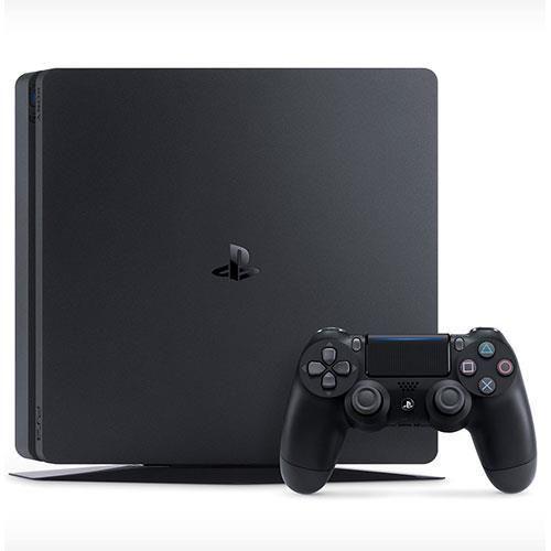 Playstation 4 Slim 500gb Preto + Controle Sem Fio Seminovo