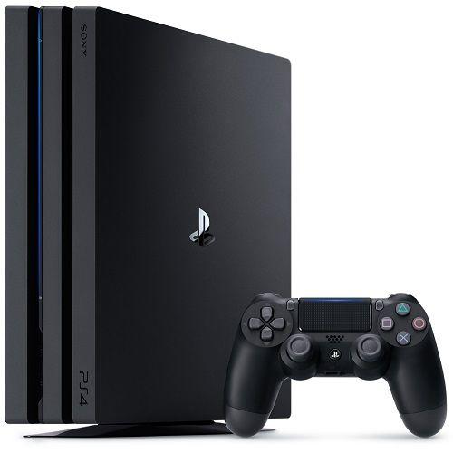 Playstation 4 Pro 1TB Preto + Controle Sem Fio Seminovo