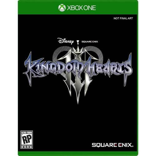 Kingdom Hearts 3 - Xbox One Pré Venda 29/01/2019