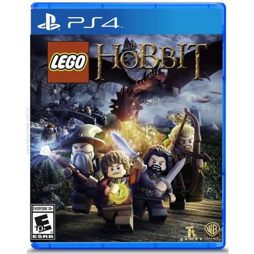 Lego: The Hobbit - Ps4 Seminovo