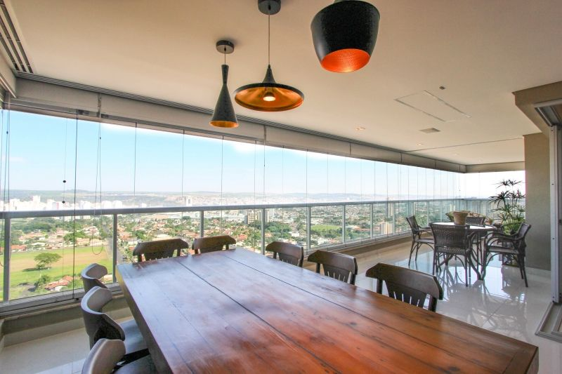516 - Apto alto padrão Jardim Canadá 320 m² - Decoração ilustrativa