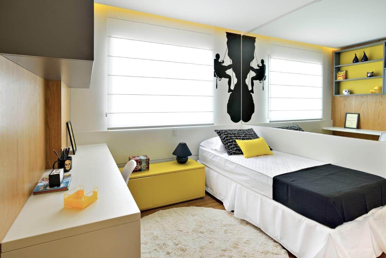 518 - Apto Santa Cruz 127 m² - Decoração Ilustrativa