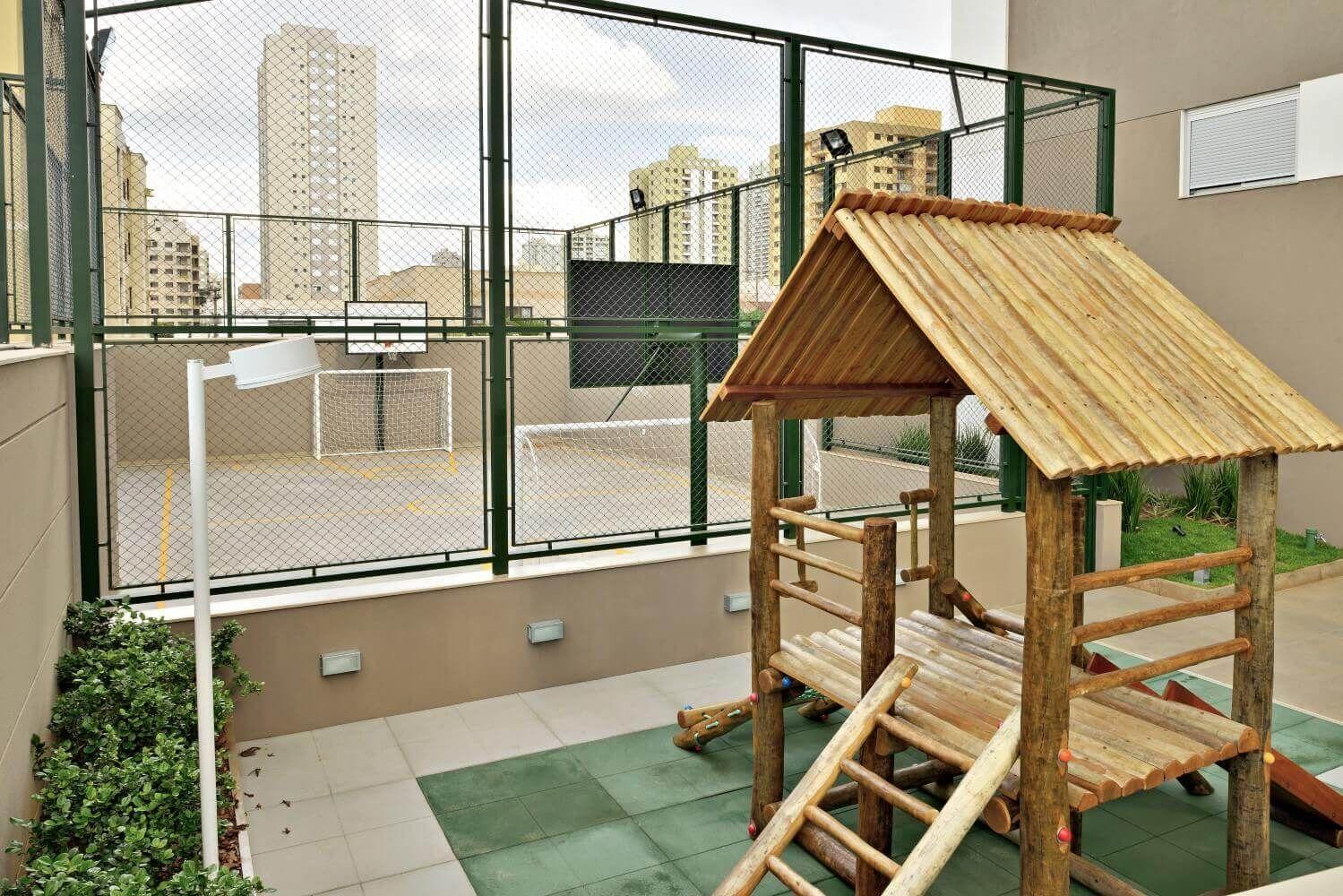 518 - Apto Santa Cruz 127 m²