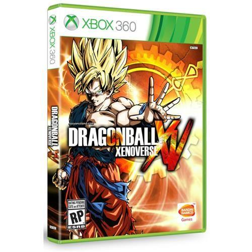 Dragon Ball Xenoverse - Xbox 360 Seminovo