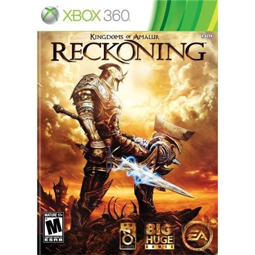 Kingdom of Amalur Reckoning - Xbox 360 Seminovo
