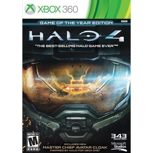 Halo 4 GOTY - Xbox 360 Seminovo