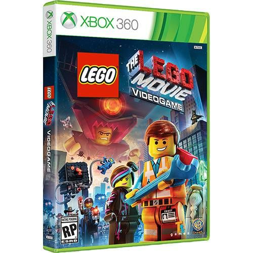 The Lego Movie - Xbox 360 Seminovo