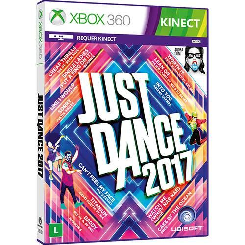 Just Dance 2017 - Xbox 360 Seminovo