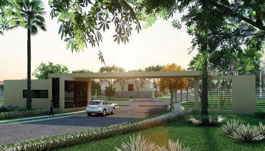 527 - Terreno em cond. Quinta do Bosque 300 m²