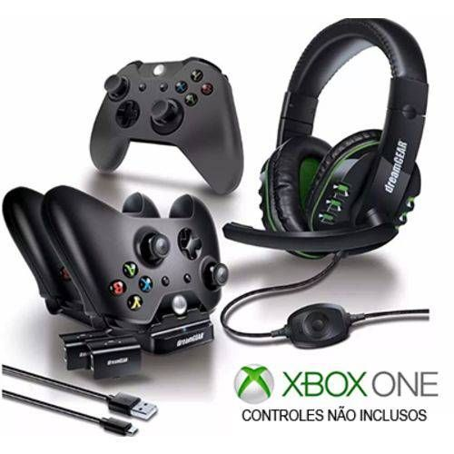 Kit Gamer Dreamgear - Xbox One