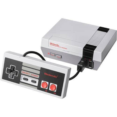 Console Nintendo Nes Classic Edition + 30 Jogos Na Memória