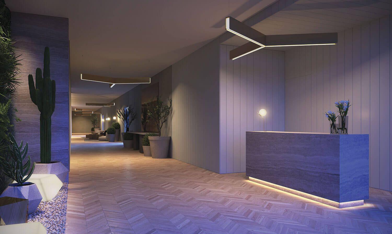 542 - Apto Jardim Botânico 47 m²