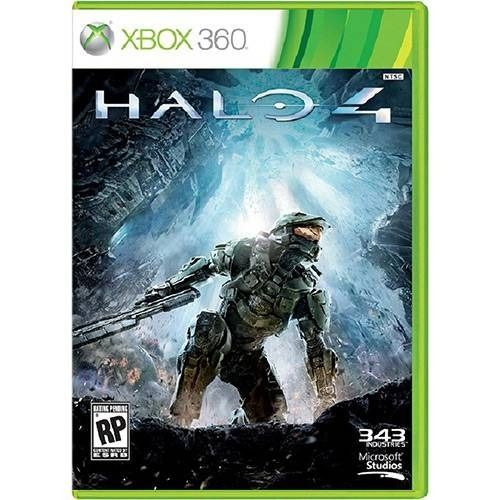 Halo 4 - Xbox 360 Seminovo
