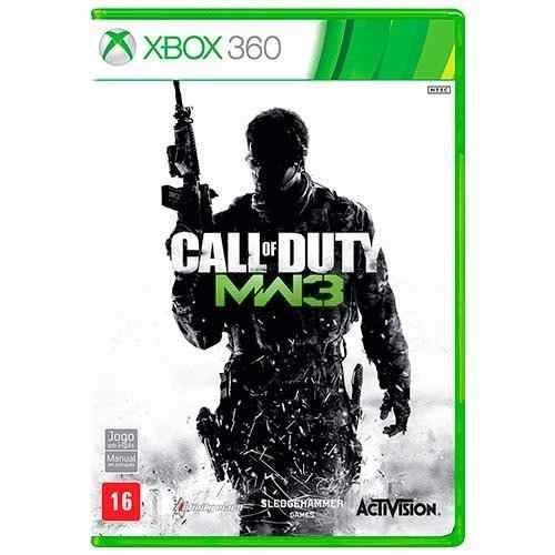 Call of Duty: Modern Warfare 3 - Xbox 360 Seminovo