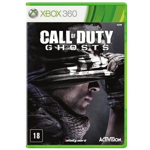 Call of Duty Ghosts - Xbox 360 Seminovo