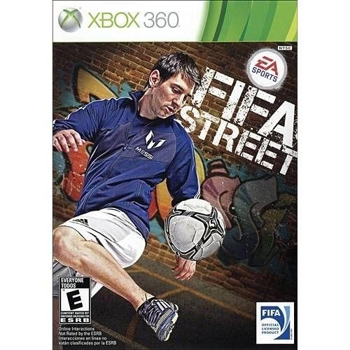 Fifa Street - Xbox 360 Seminovo