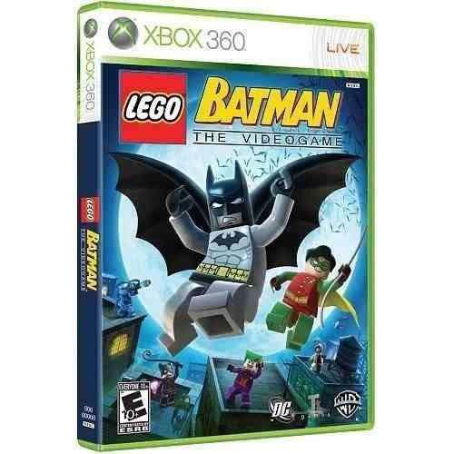 Lego Batman: The Videogame - Xbox 360 Seminovo