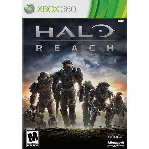 Halo Reach - Xbox 360 Seminovo