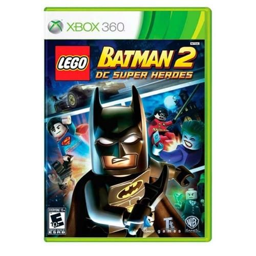 LEGO Batman 2 - Xbox 360 Seminovo