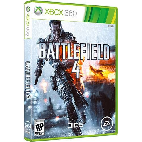 Battlefield 4 - Xbox 360 Seminovo