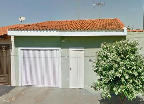 547 - Casa Parque dos Servidores 160 m²