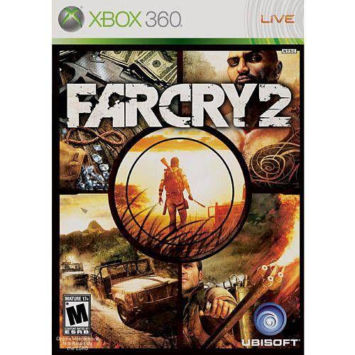Farcry 2 - Xbox 360 Seminovo