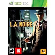 L.A. Noire - Xbox 360 Seminovo